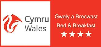 4 Star Visit Wales Bed & Breakfast